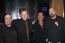 Bryant McGill, Gary Busey, Dr. Turi, Jim Karol