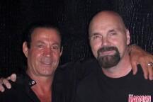 Dr. Turi and Jim Karol