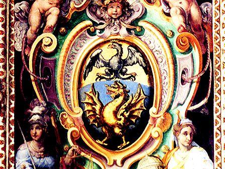 Papal Dragon
