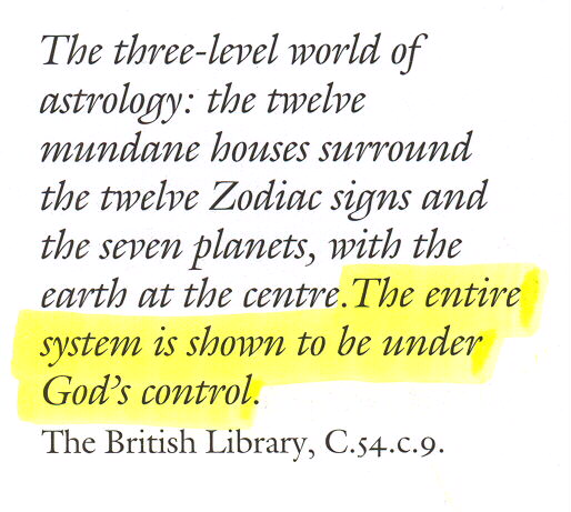 Gods control