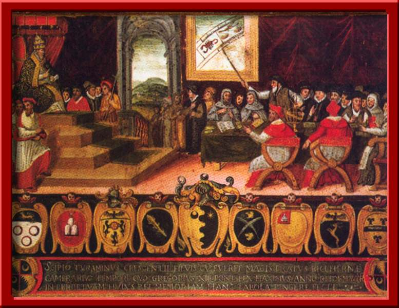Vatican Zodiac